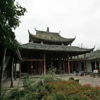 海龍寺孟獲殿